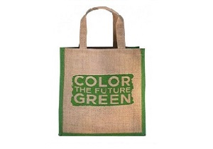 Jute shopper eco